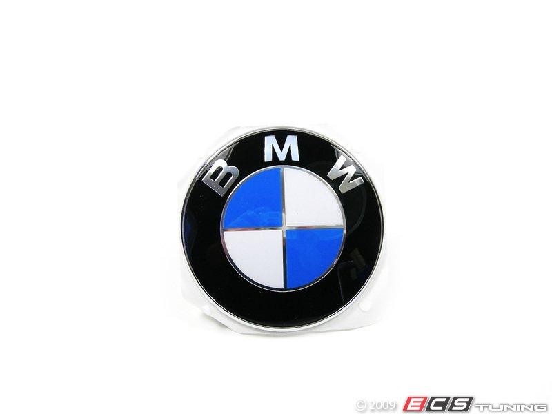 Genuine Bmw 51147057794 Bmw Emblem Roundel 51 14 7