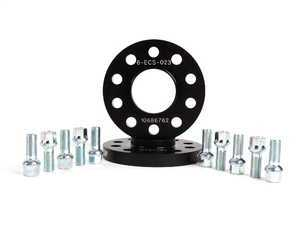 ES#2177175 - 6-ECS-023 -  Wheel Spacer & Bolt Kit - 17.5mm With Ball Seat Bolts - Add some style to your Audi with these wheel spacers - ECS - Audi
