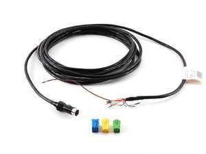 ES#4556 - 4B0051735B - PhatNoise Cable - Connects the CD changer to the stereo system - Genuine Volkswagen Audi - Audi