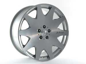 "ES#2855671 - hr31121985sKT - 19"" HR3 Wheels - Set Of Four - 19""x8.5"" ET32 5x112 - Silver - MRR Design - Audi Volkswagen"