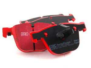 ES#2070779 - DP32020C - Rear RedStuff Performance Brake Pad Set - A high performance street pad, featuring Kevlar technology - EBC - BMW