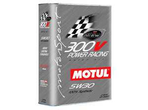 "ES#261434 - 825521 - 300V 5w30 ""Power Racing"" - 2 Liters - 100% Synthetic - Ester Technology - Motul - BMW MINI"