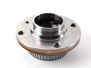 ES#2711483 - 31211129576 - Front Wheel Hub/Bearing Assembly - Priced Each - Includes wheel bearing - Genuine BMW - BMW