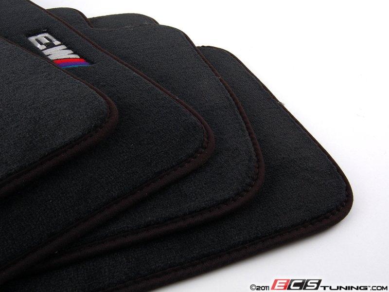 Genuine Bmw 82110029231 M3 Carpeted Floor Mat Set Anthracite 82 11 0 029 231