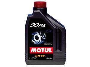ES#261388 - 318121 - 90 PA Limited Slip Gear Oil - 2 Liters - Specially formulated for limited-slip differentials - Motul -