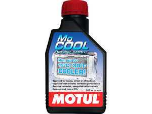 ES#261426 - 847405 - MoCool Radiator Coolant Additive - 16.9oz - (NO LONGER AVAILABLE) - Reduces coolant temperatures by as much as 30*F - Motul - Audi BMW Volkswagen Mercedes Benz MINI Porsche