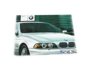 ES#12983 - 01410156818 - Owners Manual - Full of useful information and specifications - Genuine BMW - BMW