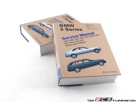 ES#2500925 - B503 - BMW e39 5 Series (1997-2003) Service Manual - A comprehensive must-have for any do-it-yourselfer! Includes 2072 pages of maintenance, service, and repair information in a two book set! - Bentley - BMW