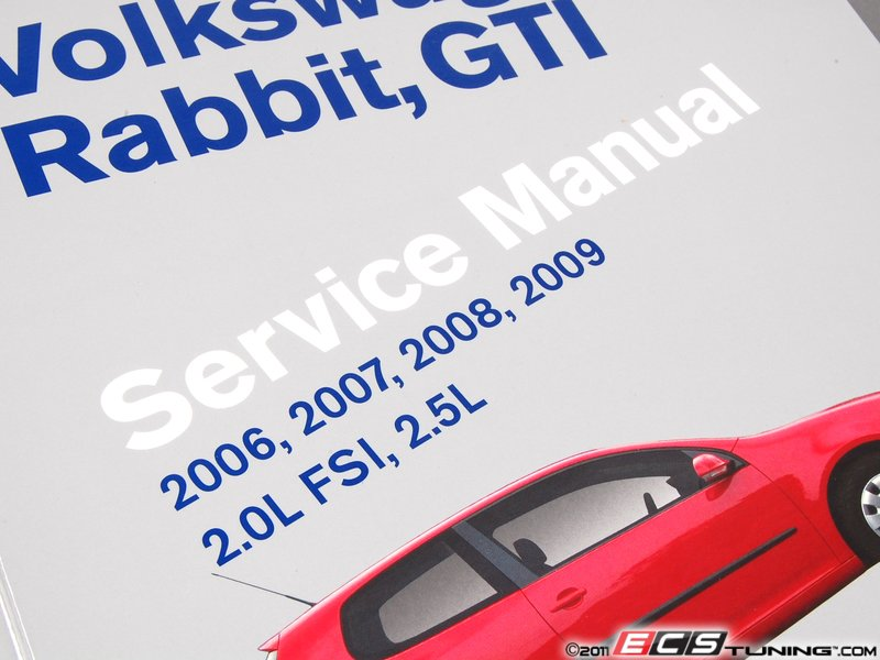 ecs news vw mkv r32 bentley service manuals rh ecstuning com VW Golf MK4 GTI Golf GTI MK1