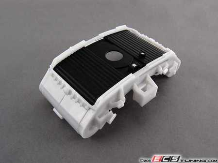 ES#441656 - 8E1713187F - Shifter Rebuild Kit - Cover Strip - Includes the commonly damaged internal magnetic strip - Genuine Volkswagen Audi - Audi Volkswagen