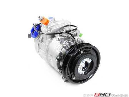 ES#259841 - 8D0260805R - A/C Compressor  - Includes the electromagnetic clutch assembly - ACM - Audi Volkswagen
