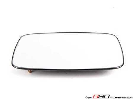 ES#1404167 - 91173103508 - OEM Blind Spot Exterior Mirror - Priced Each - Planed glass for rear vision without distortion - 2 required - Genuine Porsche - Porsche