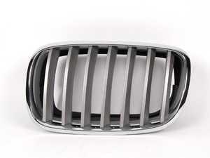 ES#78282 - 51137185223 - Front Grill - Left - Titan - Genuine BMW - BMW