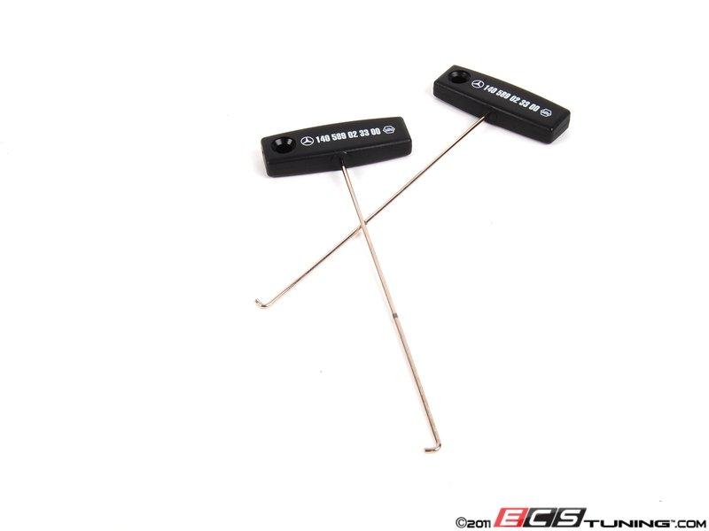 Genuine mercedes benz 140589023300 instrument cluster for Mercedes benz tools