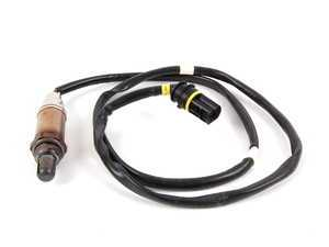 ES#27144 - 11781406621 - Front Manifold Oxygen Sensor - Rear Position/Post-Cat - Located in the rear position of the exhaust manifold for cylinders 1-3 on the S54 engine - Genuine BMW - BMW