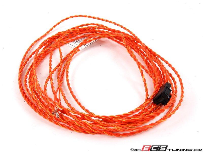 Genuine Bmw 61129118135 Airbag Repair Cable 61 12 9