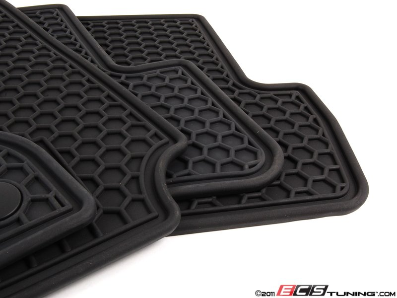 genuine mercedes benz q6680665 all season floor mats black. Cars Review. Best American Auto & Cars Review