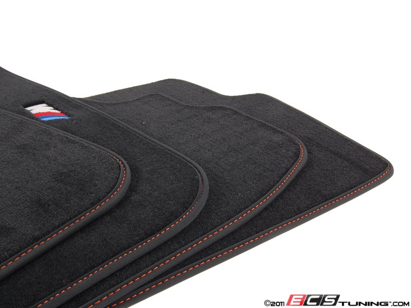 mat mats front rubber bmw weather all interior floor genuine
