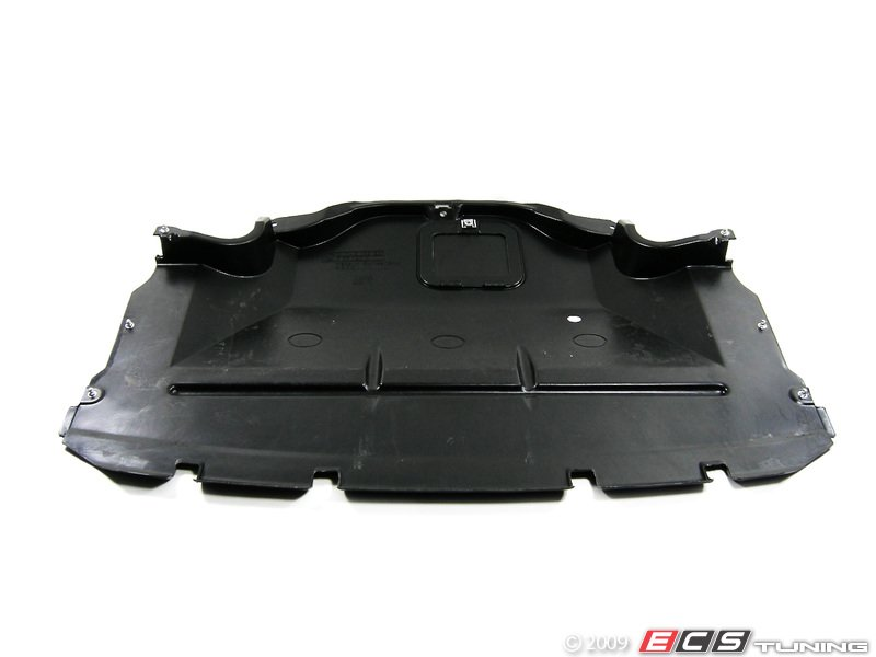 Engine Belly Pan : Genuine bmw  lower engine cover belly pan