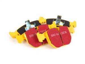 ES#520692 - DP41036R - Front YellowStuff Performance Brake Pad Set - A race quality pad that can be used at the track and street. - EBC - BMW