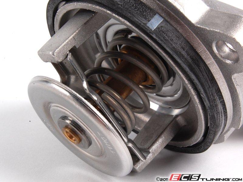 Genuine mercedes benz 1122030275 engine coolant thermostat for Mercedes benz thermostat