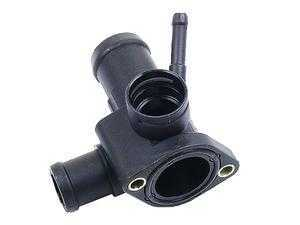 ES#2986305 - 028121132A - Coolant Flange - Located on the left side of the cylinder head, includes O-Ring - Jopex - Volkswagen