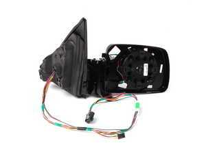 ES#83078 - 51167039926 - Outside Mirror - Right - Complete assembly without glass - Genuine BMW - BMW