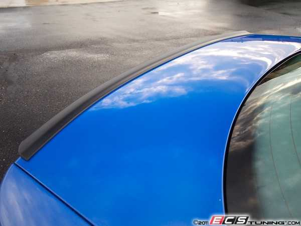 ES#252362 - LS-46-1 - Lip Spoiler - Add subtle styling cues to your B5 - ECS - Audi