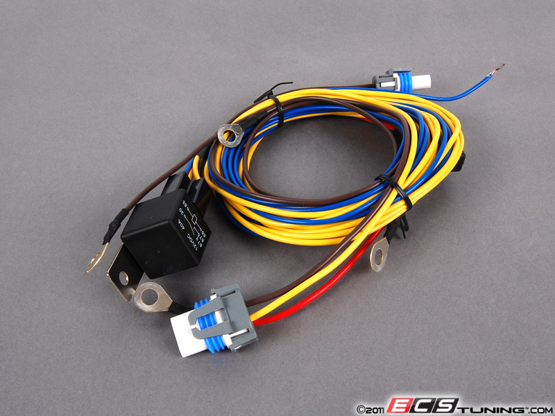 Ecs News Mkvmkvi Fog Light Wiring Harness For 9006 Bulbsrhecstuning: Vw Fog Light Wiring Harness At Gmaili.net
