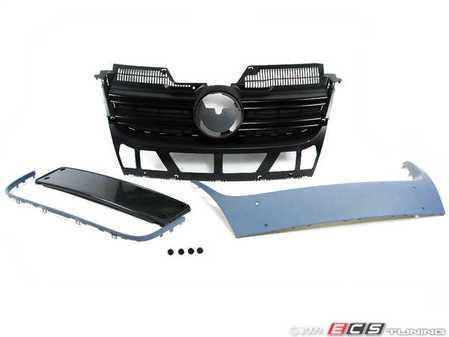 ES#240974 - 1k5898003 - European Golf GT Kit  - Looking for a OEM painted grille? From the European parts bin comes this Golf GT grille kit - Genuine European Volkswagen Audi - Volkswagen