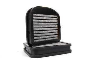 ES#1758370 - 2108301118 - Cabin Air Filter - Set Of Two - Activated Charcoal Filter - Genuine Mercedes Benz - Mercedes Benz