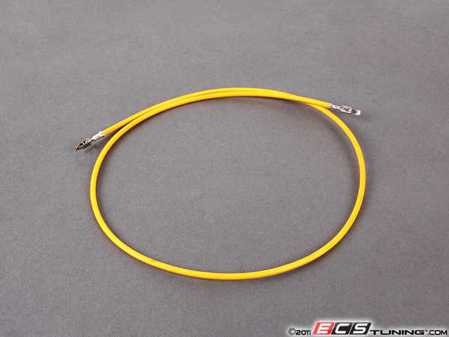 ES#1009140 - 000979225E - Repair wire - priced each - Common terminal ends used in various locations - Genuine Volkswagen Audi - Audi Volkswagen