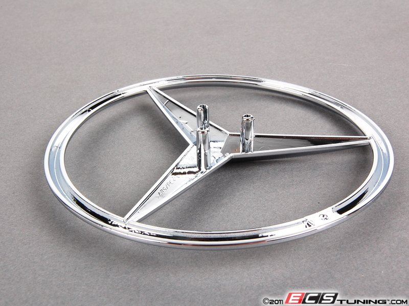 Genuine mercedes benz 1648170016 mercedes star emblem for Mercedes benz insignia
