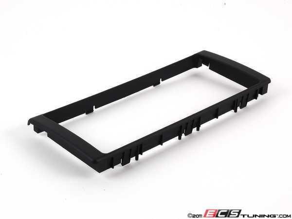 ES#182709 - 65528385451 - Navigation Screen Frame - Frame for the navigation screen - Genuine BMW - BMW