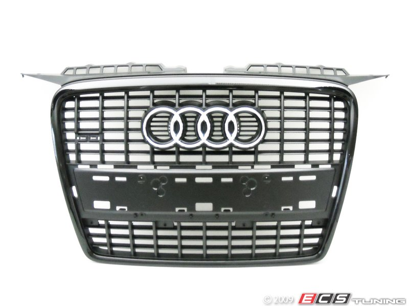 ECS News - Audi A3 Blackout Grilles