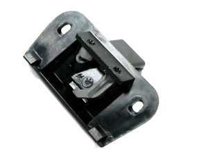 ES#79832 - 51161849472 - Glove Box Upper Lock Catch - does not include lower release handle - Genuine BMW - BMW