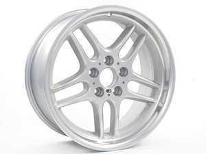 "ES#64657 - 36112229635 - 18"" M Parallel Spoke Style 37 Wheel - Priced Each - 18x8 ET20 CB 74.1mm. - Genuine BMW - BMW"