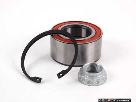 ES#2184792 - 33416762321 - Wheel Bearing Kit - rear - Contains wheel bearing, axle nut and circlip - Assembled By ECS - BMW