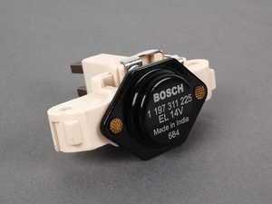 ES#29637 - 12311747920 - Voltage Regulator - Ensures proper voltage being sent to the alternator  - Genuine BMW - BMW