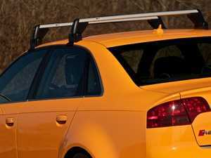 ES#435961 - 8E0071126A - Roof Rack Base Bars - Add the ultra-functional Audi Zubehr roof racks - Audi Zubehor - Audi