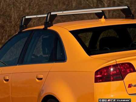ES#435961 - 8E0071126A - Roof Rack Base Bars - Add the ultra-functional Audi Zubehr roof racks - Audi Zubehor - Audi