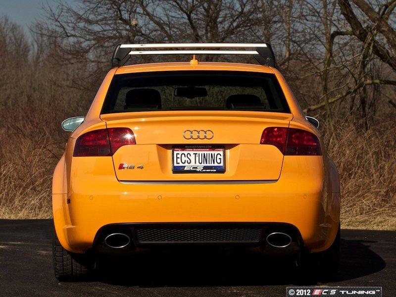 Ecs News B6 B7 Audi Sedan Roof Rack Base Bars