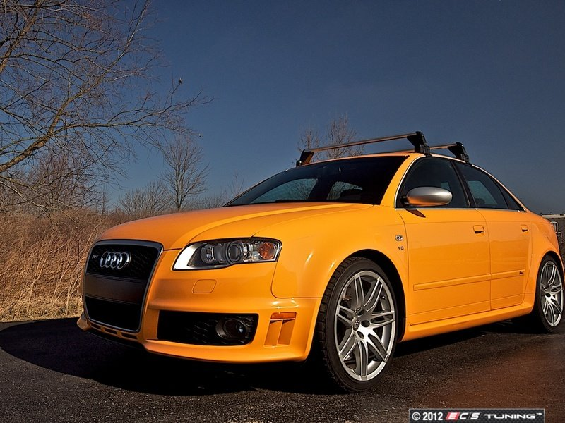 Ecs News Audi Sedan Roof Rack Base Bars