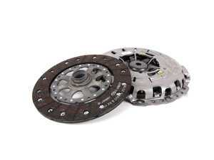 ES#40943 - 21207551576 - Remanufactured Clutch Kit - 5 Speed Transmission - Does not include pressure plate bolts - Genuine BMW - BMW