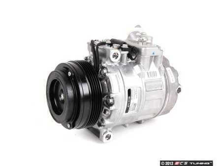ES#2215366 - 64526911340 - A/C Compressor - Keep your car cool with this new compressor - Denso - BMW