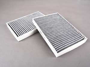 ES#2609127 - 2218300318 - Cabin Air Filter Set - One (1) Set Required Per Vehicle - Vemo - Mercedes Benz