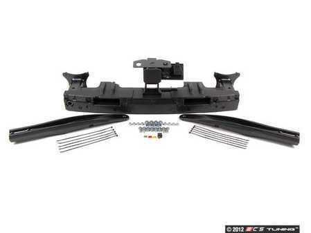 ES#2222410 - 1643102895 - Trailer Hitch Kit - Includes everything you need to install a trailer hitch on your vehicle - Genuine Mercedes Benz - Mercedes Benz