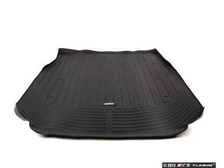ES#194947 - 82110305063 - Trunk Mat - Rubber trunk mat featuring the BMW logo - Genuine BMW - BMW