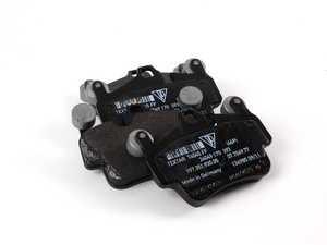 ES#1499362 - 99735193905 - Brake Pad Set - OEM set of brake pads - Genuine Porsche - Porsche