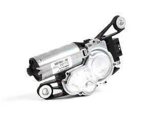 ES#169983 - 61626927851 - Rear Window Wiper Motor - This is the rear wiper motor found in the back hatch - Genuine BMW - BMW